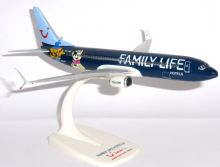 Boeing 737-800 TUI Belgium Family Life Collectors Model Scale 1:200 E